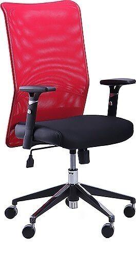 Biuro kėdė Aero Lux su tinklelio atlošu.