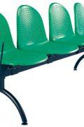 Lankytojų kėdė Amigo arm-4 alu skirta sėdėti keturiems žmonėms.