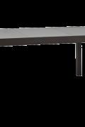 Ilginamasis valgomojo stalas Antonio medinėm kojom.