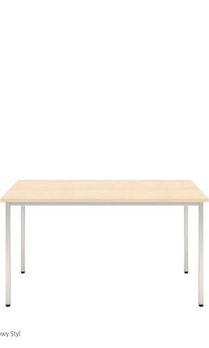 Posėdžių konferencijų stalas BK-02 su metalinėmis kojomis.