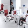 Ergonominė kėdė Belite 2213 modernaus dizaino su sinchroniniu mechanizmu.
