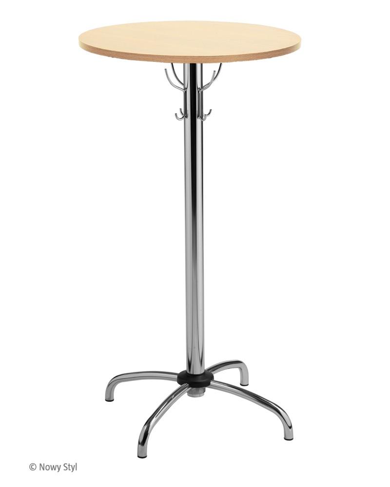Baro stalas Cafe 1100 topalit ⌀60 su atspariu stalviršiu.