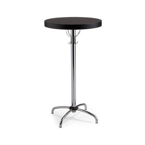 Baro stalas Cafe 1100 TOP50 su milteliais dažytu arba chromuotu metaliniu stalo pagrindu.