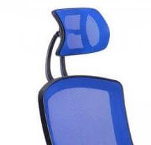 Ergonominė kėdė Connect su galvos atrama.