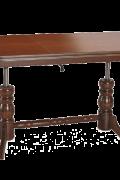 Pasididinantis stalas Daniel.