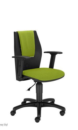 Biuro kėdė Biuro kėdė E-Volve R28S su nulenkiamais porankiais.