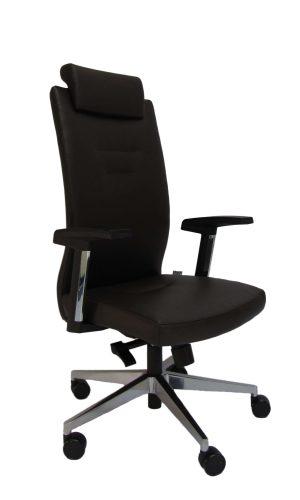 Eko odos ergonominė kėdė Elite HRU su atrama galvai,.