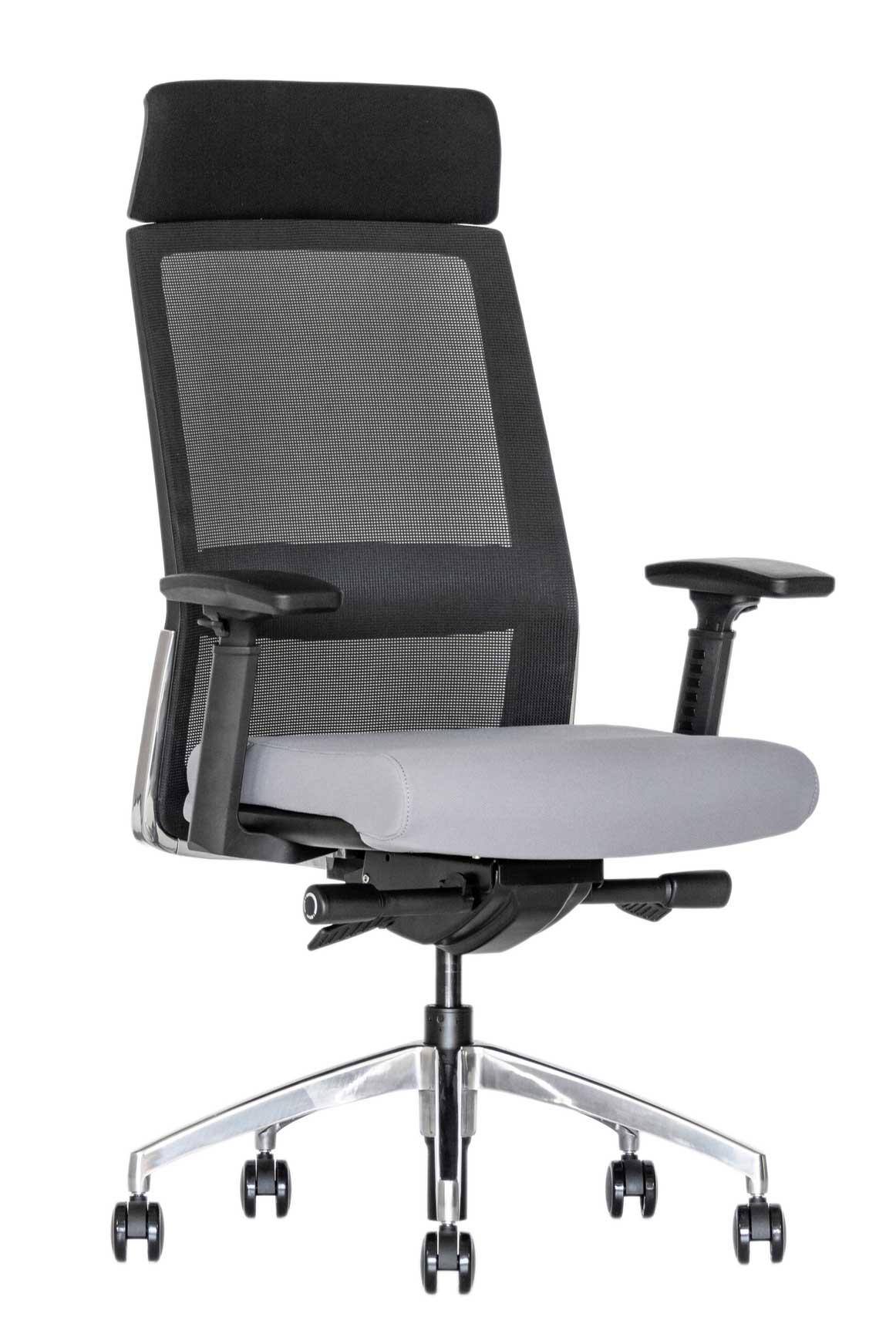 Ergonominė kėdė Marstrand HB su fiksuota atrama galvai