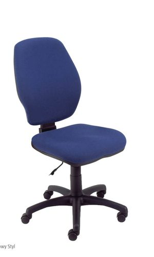 Biuro kėdė Master 09 RTS TS02 be porankių.
