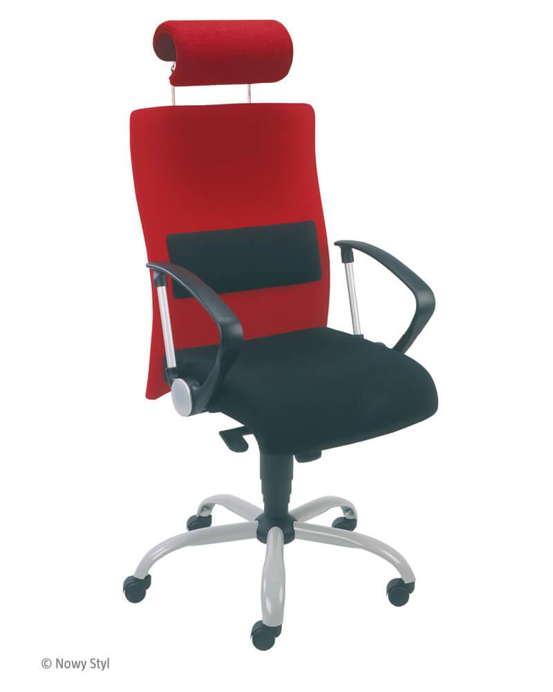Ergonominė kėdė Neo II HRUA LU GTP9 steel 02 alu.