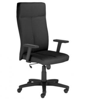 Vadovo kėdė Paladium su reguliuojamo aukščio porankiais.