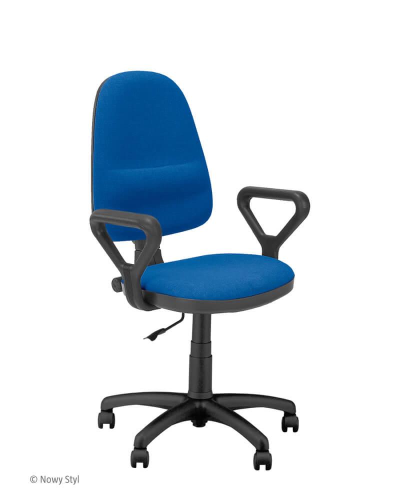 Biuro kėdė Prestige GTP su stabiliais porankiais.