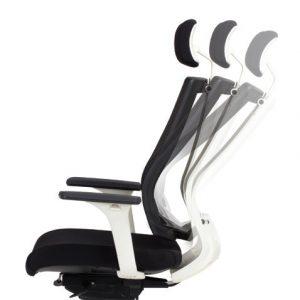 Ergonominė kėdė Promax HRU su unikalius atlošu.