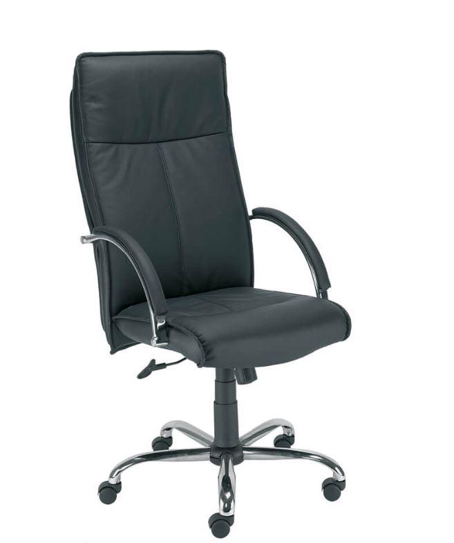 Vadovo kėdė Sabio su stabiliais porankiais.