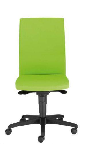 Ergonoinė kėdė Sit.On su minkštai apmuštu atlošu ir sėdyne.