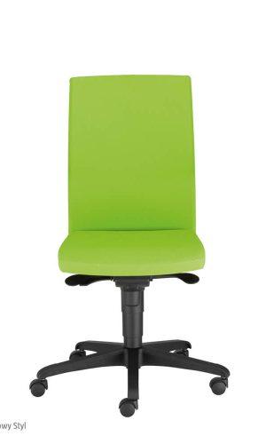 Ergonominė kėdė Sit. On gts TS16 su minkštai gobelenu aptrauktais atlošu ir sėdyne