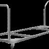 Sudedamas stalas Rico-3 180x80 cm su stalviršiu iš drožlių plokštės.