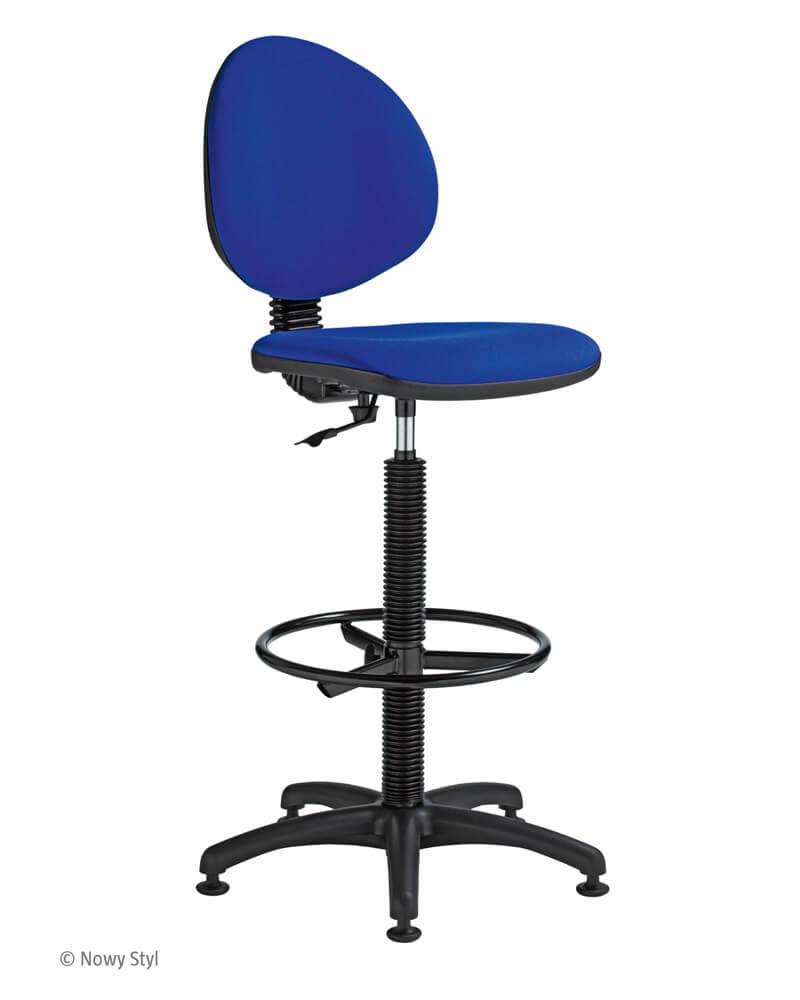 pramoninė kėdė Smart RTS + ring base su papildoma žiedine atrama kojoms