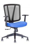 Ergonominė kėdė Dalaro su tinklelio atlošu.