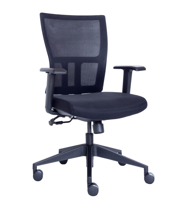 Ergonominė kėdė Kalix su sinchroniniu mechanizmu.