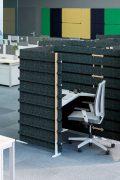 Akustinių baldų sistema Tepee.