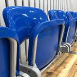 Sporto salių kėdės Sigma A.