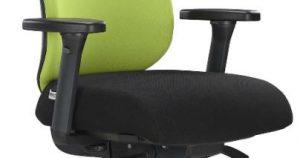 Ergonominė kėdė Vacatio su sinchroniniu mechanizmu.