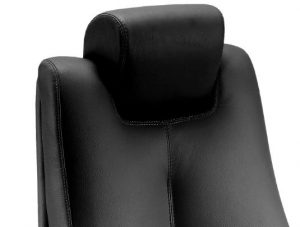 Vadovo kėdė Soanta XXL su minkšta galvos atrama.