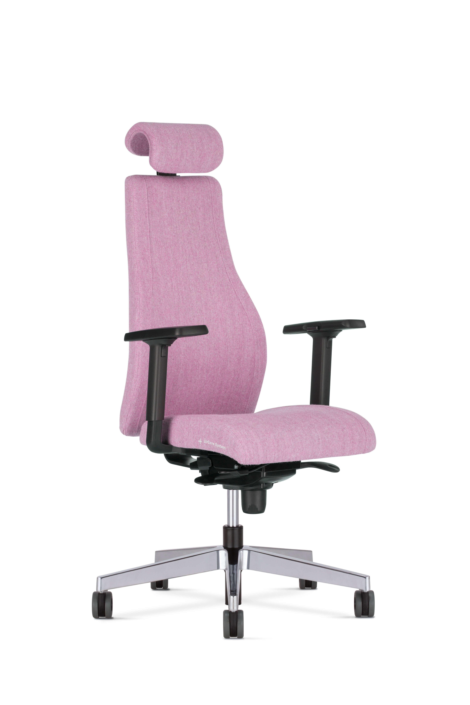 Ergonominė kėdė Viden su sinchroniniu mechanizmu.