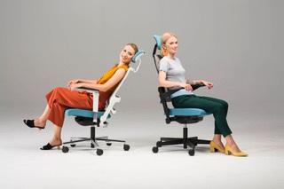 Ergonominės kėdės.