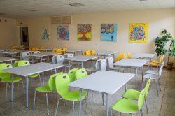 Naujas projektas: atnaujinta Raudondvario gimnazijos valgykla.